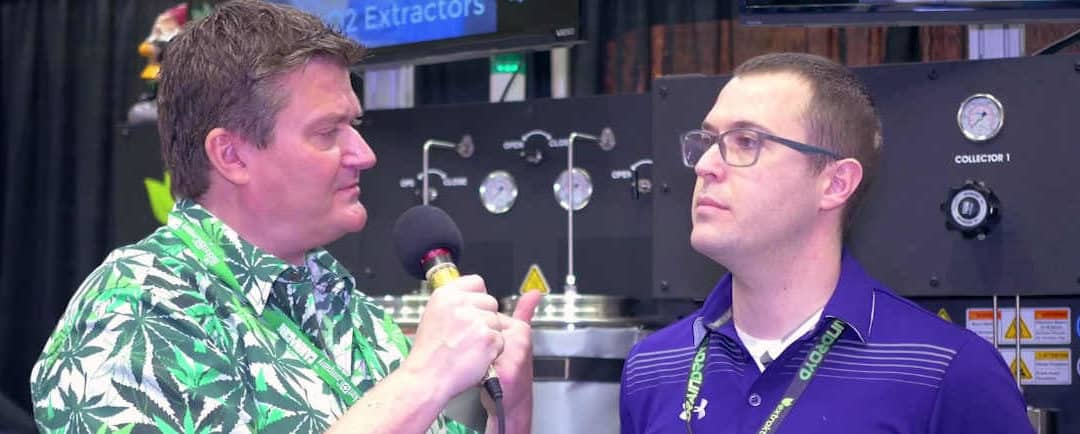 Expo Interview from CannaCon 2018 in Seattle, WA