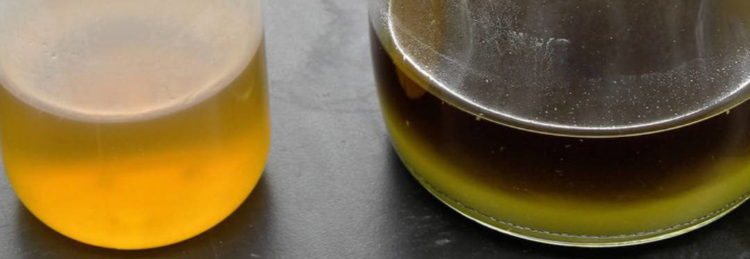 How to Remove Dark Color from Ethanol Extracts