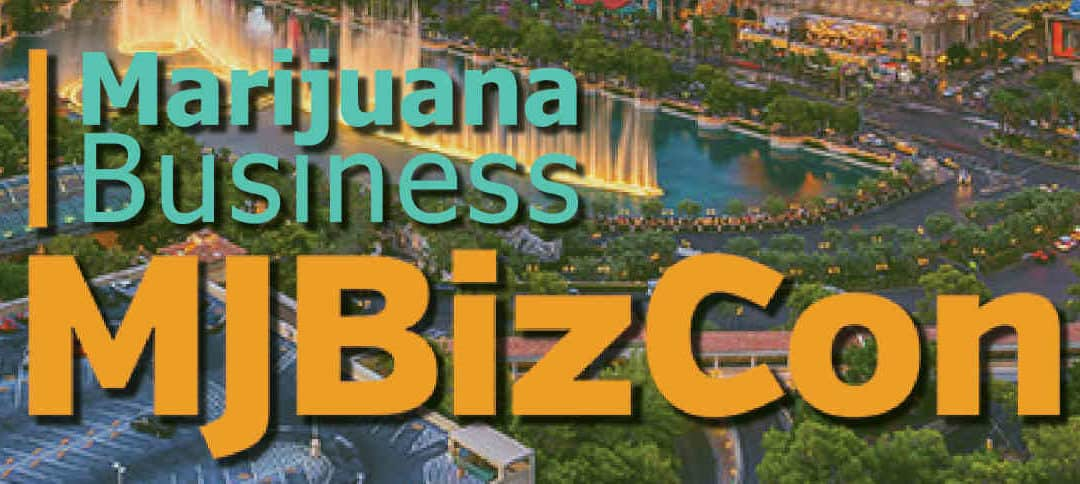 Join extraktLAB at this year's largest MJ business event!
