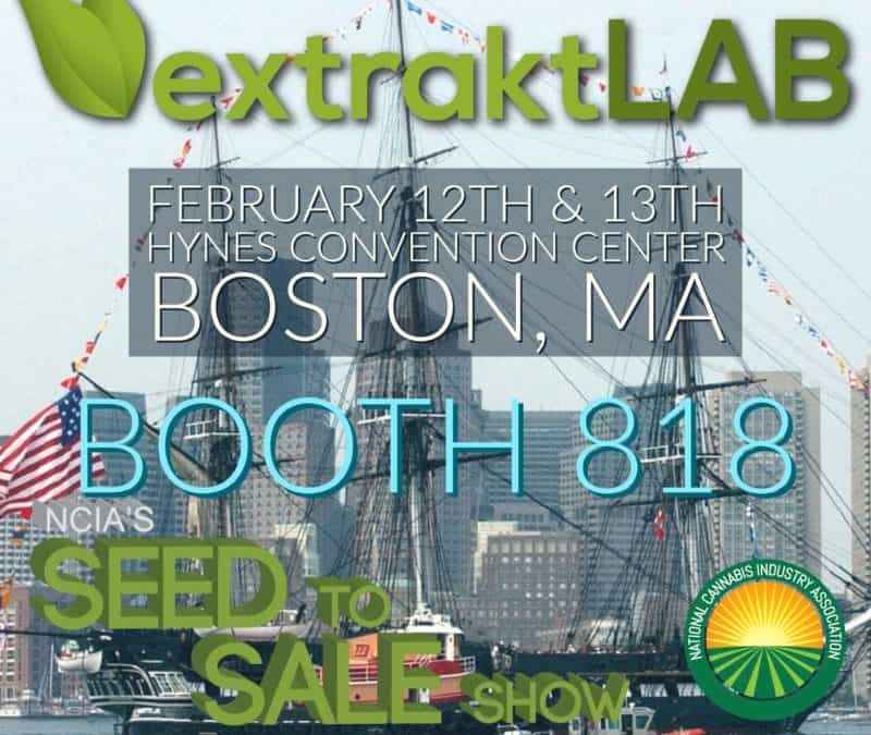 extraktLAB Rocks Another Cannabis Business Conference