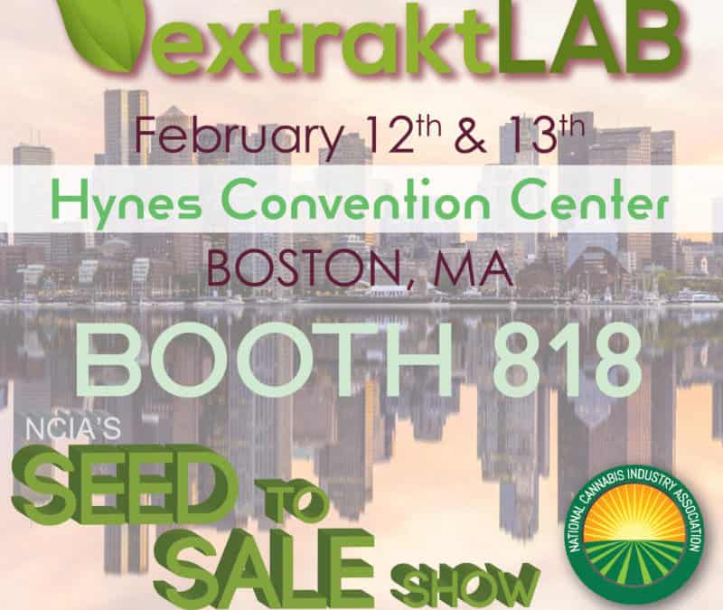Meet and Greet at the NCIA Seed to Sale Show in Boston