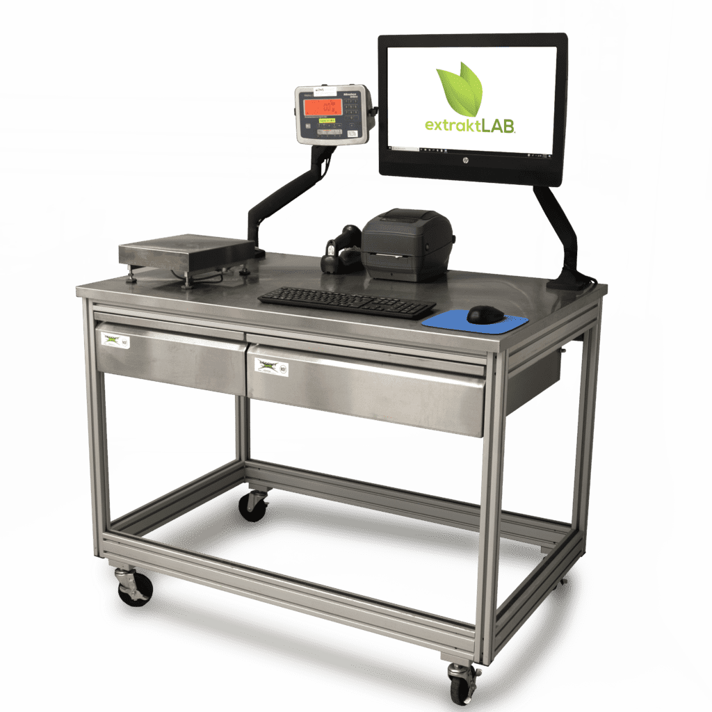 igwLAB is the first (MES) system designed for the hemp and cannabis industry