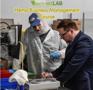 Hemp Business Management Cover