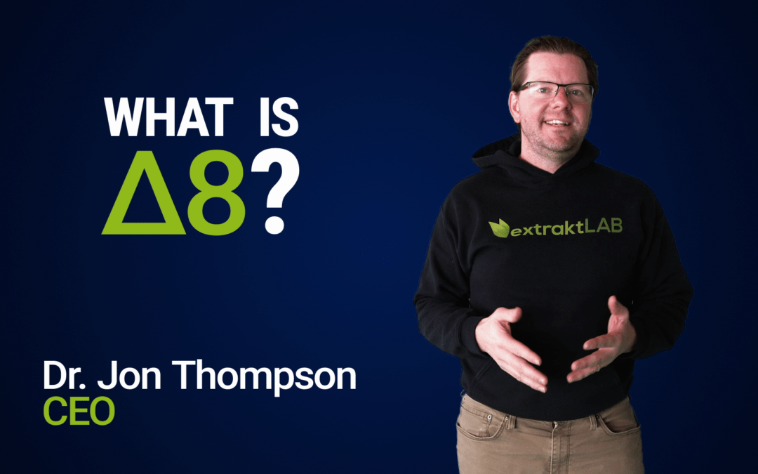 What is Delta 8 THC? Dr. Jon Explains!