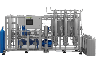 A Tour Inside the pure99 Liquid Chromatography System